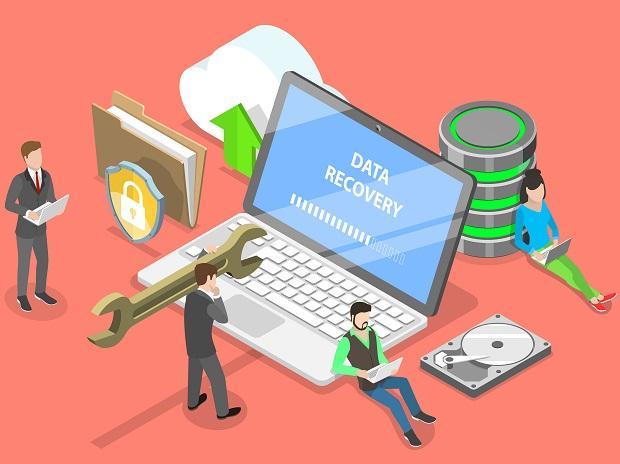 SSD data storage